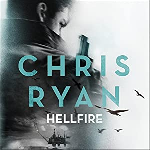 Hellfire: Danny Black, Book 3 (       UNABRIDGED) by Chris Ryan Narrated by Michael Fenner