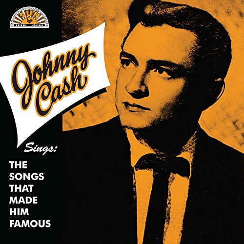 CD : Johnny Cash - Sings the Songs That Made Him Famous (CD)