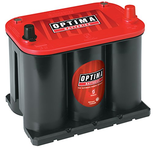 Optima Batteries 8020-164 35 RedTop Starting Battery (69 Pontiac Tempest compare prices)