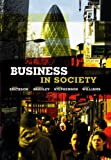 img - for Business in Society book / textbook / text book