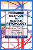 img - for Research Methods in Clinical Psychology: An Introduction for Students and Practitioners:2nd (Second) edition book / textbook / text book