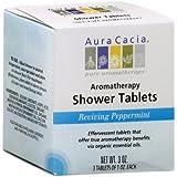 Aura Cacia Peppermint Shower Tablets