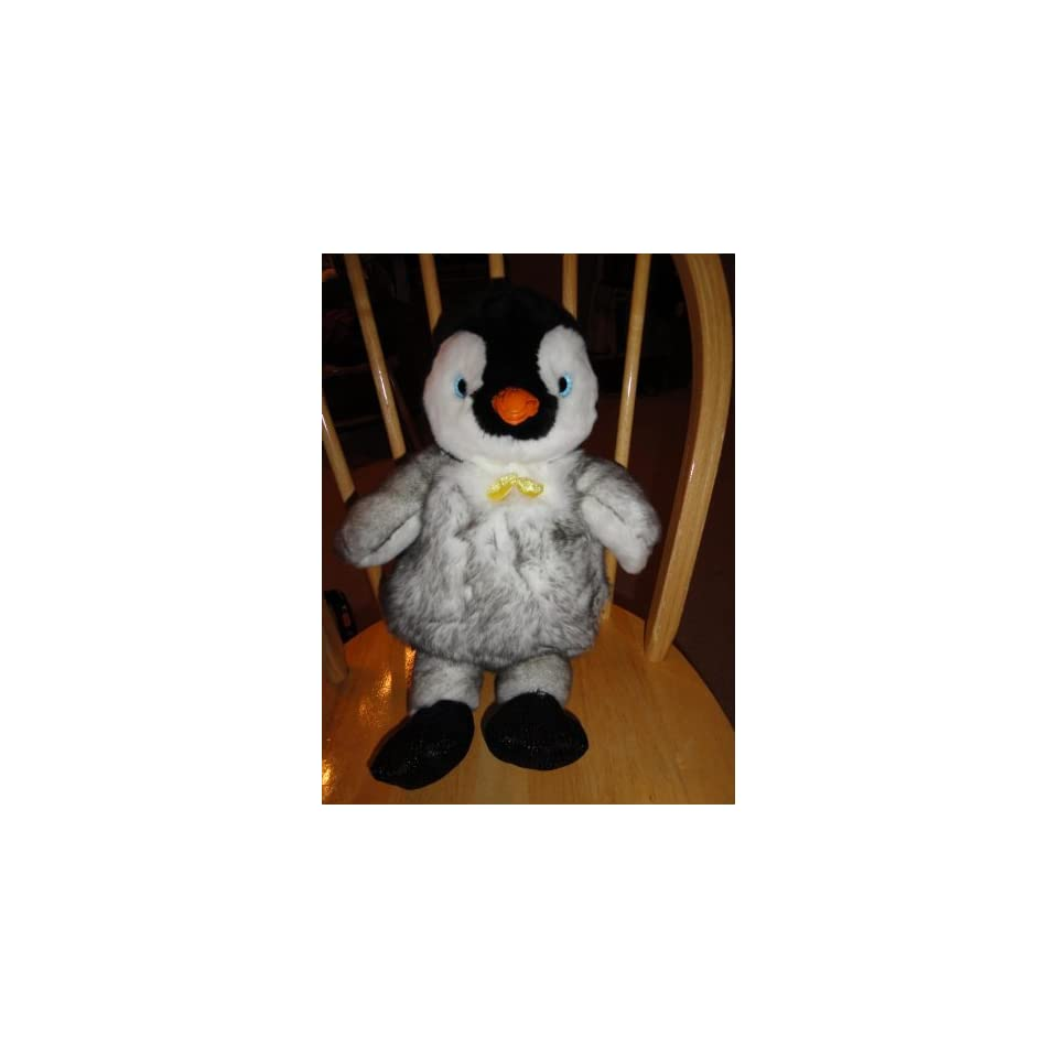 02c086728ed Build A Bear Plush Happy Feet Mumble Penguin on PopScreen