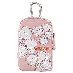 Golla Isle G694 Digital Camera Bag (Pink)