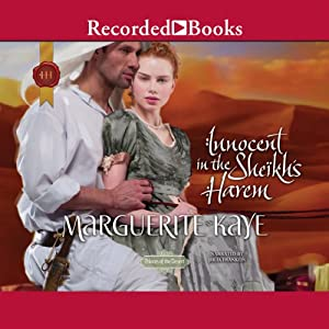 Innocent in the Sheikh's Harem Audiobook