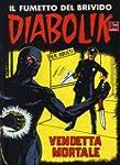 DIABOLIK (27): Vendetta mortale (Ital...