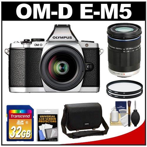 Olympus OM-D E-M5 Micro 4/3 Digital Camera &