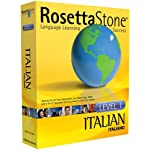 Rosetta Stone Italian, Level 1 [OLD VERSION]