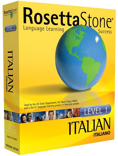 Rosetta Stone V2: Italian Level 1 [OLD VERSION]