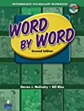 Word By Word Picture Dictionary: Intermediate Vocabulary Workbook w/Audio CD 2nd Edition