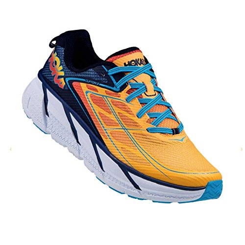 Hoka One One Clifton 3 Medieval Blue/Gold Fusion EU 44 USA 10 UK 9.5