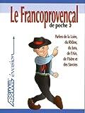 echange, troc Jean-Baptiste Martin - Le Francoprovenal de Poche ; Guide de conversation