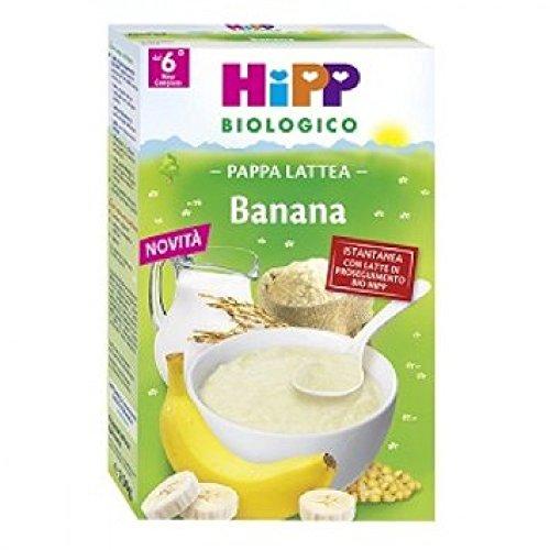 Hipp Biologico Pappa Lattea Banana 250g