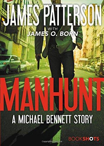 Book Cover: Manhunt : a Michael Bennett story