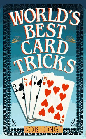 Worlds Best Card Tricks, BOB LONGE
