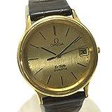 (オメガ)OMEGA デ・ビル 腕時計 GP/革ベルト メンズ 中古