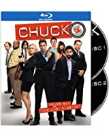 Chuck: The Complete Fifth Season [Blu-ray]