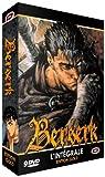 echange, troc Berserk - Intégrale - Edition Gold (9 DVD + Livret)