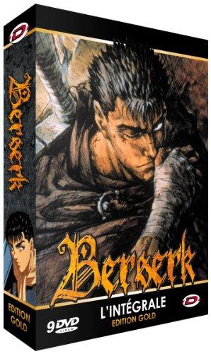 剣風伝奇ベルセルク / BERSERK コンプリート DVD-BOX (全25話, 625分) アニメ [DVD] [Import]