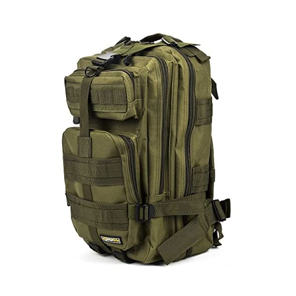 Mens Outdoor Military Backpacks Tactical small Pockets Bags For Camping Hiking