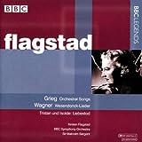 echange, troc  - Grieg : Chansons Orchestrales - Wagner : Wesendonck Lieder, Tristan & Isolde...