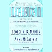 Legends II, Volume 2: New Short Novels by the Masters of Modern Fantasy (Unabridged Selections) | [Diana Gabaldon, Terry Brooks]