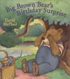 Big Brown Bear's Birthday Surprise (0152060987) by McPhail, David