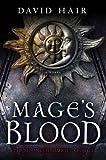 David Hair Mage's Blood (The Moontide Quartet)
