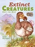 Extinct Creatures Dot-to-Dot