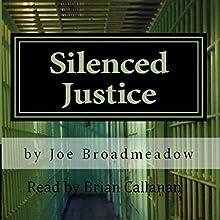 Silenced Justice: A Josh Williams Novel (       UNABRIDGED) by Joe Broadmeadow Narrated by Brian Callanan