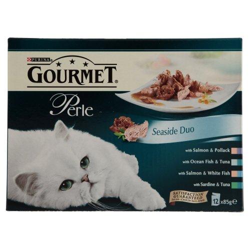 Gormet Tuna Pouches Cat Food