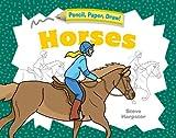 Horses (Pencil, Paper, Draw)