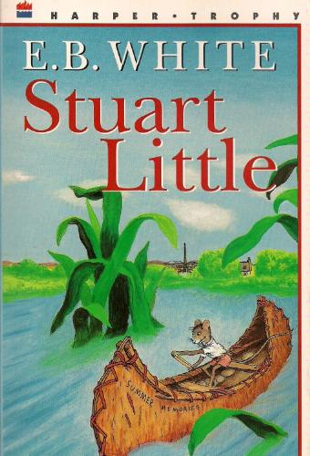 stuart little is a book that He is perhaps best remembered, however, as a children's writer, thanks to a set of three remarkable books featuring animal protagonists, starting with stuart little , a little book about a talking mouse that later spawned three films and became a classic of children's literature full disclosure: i hate it.
