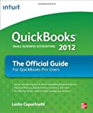 QuickBooks 2012 The Official Guide (Quick Guides) Paper book ISBN:0071776214