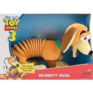 Slinky Dog peluche-