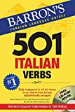 img - for 501 Italian Verbs: with CD-ROM (501 Verb) book / textbook / text book