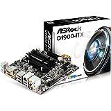 ASRock Q1900-ITX - Placa base Mini-ITX (Socket CPU onboard Intel Celeron J1900 2GHz Quad Core, 2x SATA-300, 2x SATA-600, 2x DDR3 hasta 16 GB, Realtek RTL8111GR 1Gbps Ethernet, 8 USB, VGA, HDMI, DVI-D)