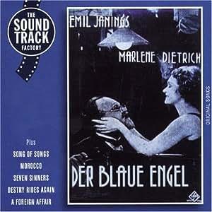 Marlene Dietrich - Der Blaue Engel - Amazon.com Music