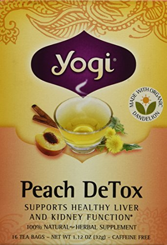 yogi organic peach detox tea 16 ct 11street malaysia roast ground coffee. Black Bedroom Furniture Sets. Home Design Ideas