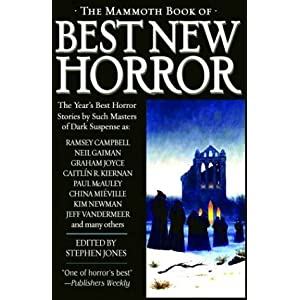 The Mammoth Book of Best New Horror, Vol. 14