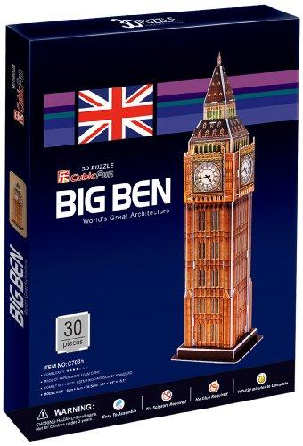 "CubicFun 3D Puzzle C-Series ""Big Ben - London"""