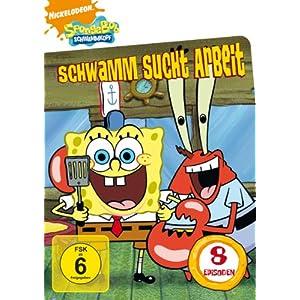 SpongeBob Schwammkopf - Schwamm sucht Arbeit