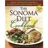 """The Sonoma Diet Cookbook: Enjoy the Most Flavorful Recipes Under the Sunvon """"Connie Guttersen"""""""