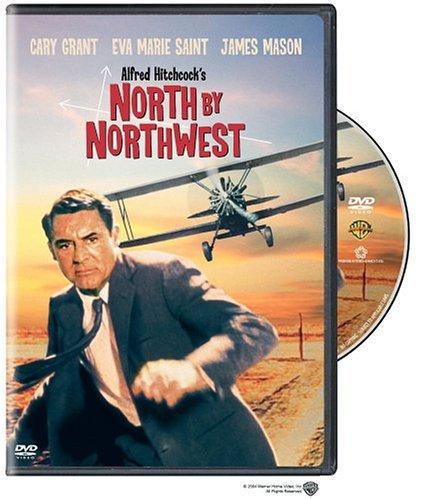 North By Northwest (Full Ws Dub Sub Ac3 Dol) [DVD] [Region 1] [US Import] [NTSC]