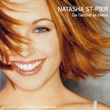 Natasha St-Pier - Quelques mots d