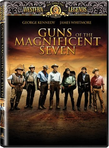 ����� ������������ ������� / Guns of the Magnificent Seven (1969) BDRip