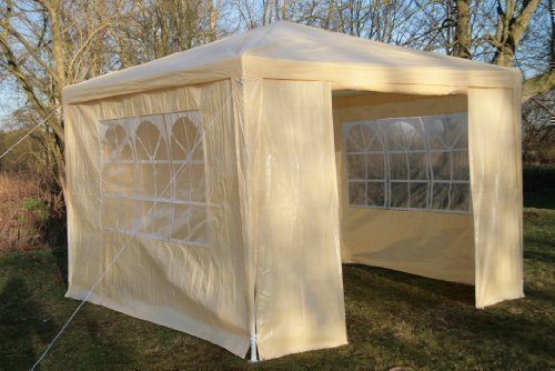 side panel event tent marquee gazebo no door Coleman Event Shelter SUN WALL