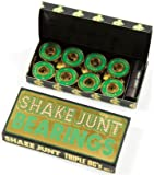 Shake Junt Abec-7 Triple Og'S Bearings - 16 Bearings & 8 Spacers