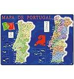 Bases de Secretaria Mapa Portugal