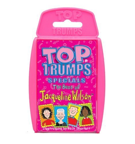 Top Trumps Specials: The Best of Jacqueline Wilson by Winning Moves